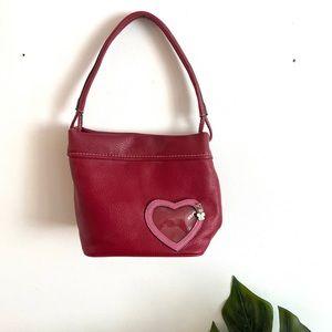 Y2K cute over the shoulder bag